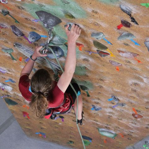 Indoor Climbing Center